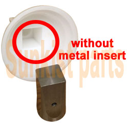Sunkist Bulb without metal insert