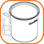 Container - 2.7 qt.