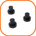 RUBBER FEET (SET OF 3)