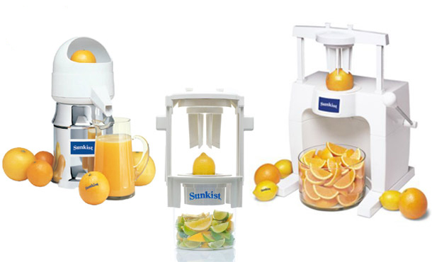 Sunkist Equipments